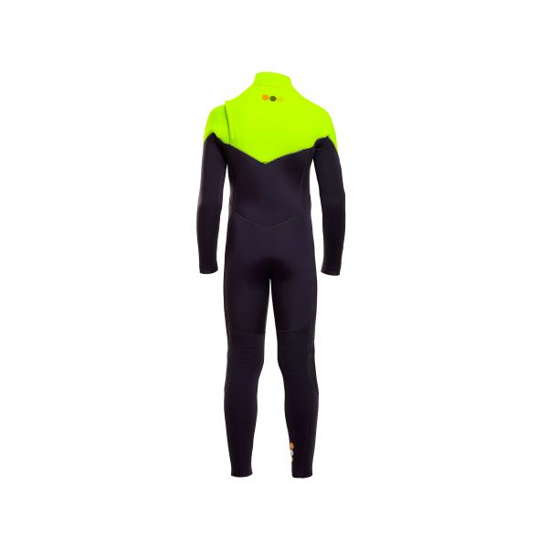 premium 3_2.5 mm wetsuits youth back