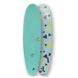 Mobyk surfboards 7´6 turquoise