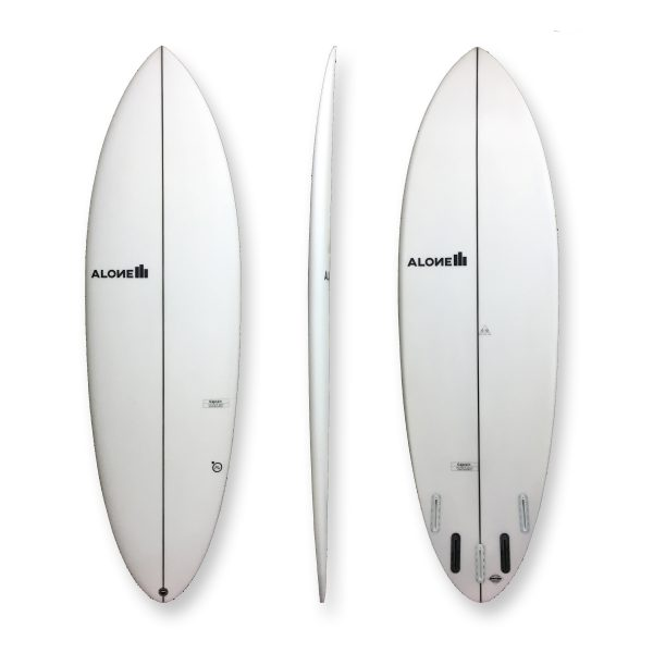 Alone surfboards Captain-PU