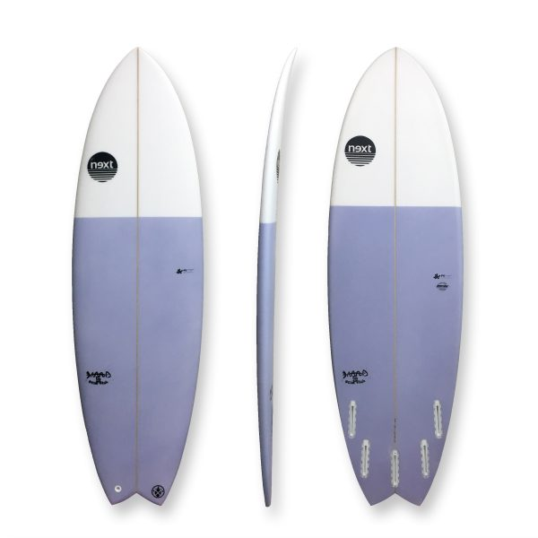 Next Surfboards DEAD FISH-A