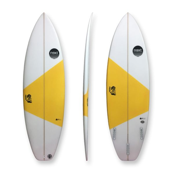 Next Surfboards Scooter-A