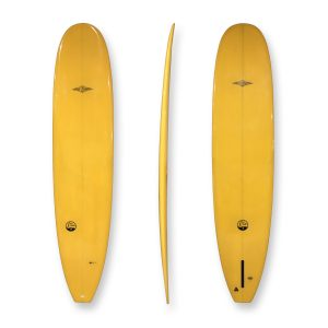 Next surfboards Noserider orange