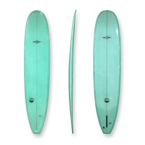 Next surfboards Noserider blue