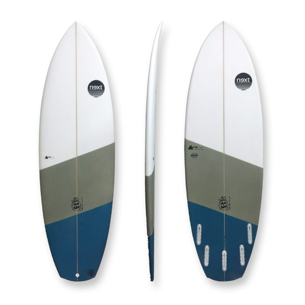Next surfboard Stub D