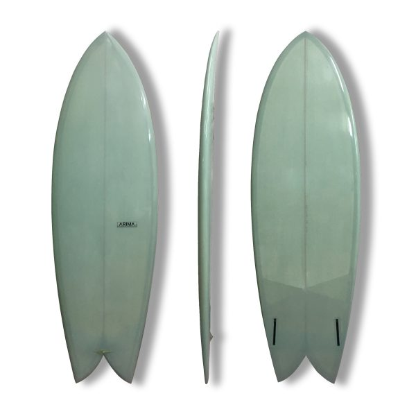 Arima surfboards Tin´s-Fish
