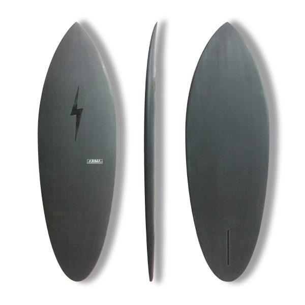 Arima surfboards Atomic