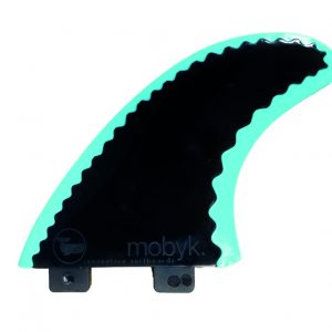 Mobyk surf safety fins