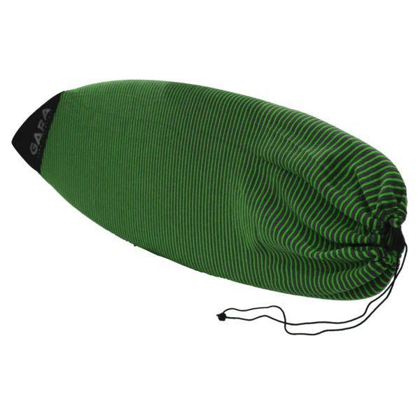 gara surf Sock boardbag green