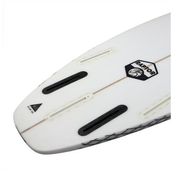 Alone surfboards raptor_tail