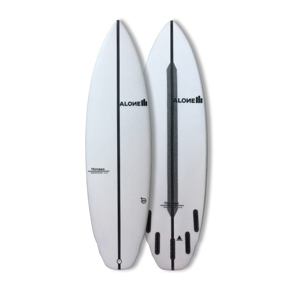 Alone surfboards thirteen