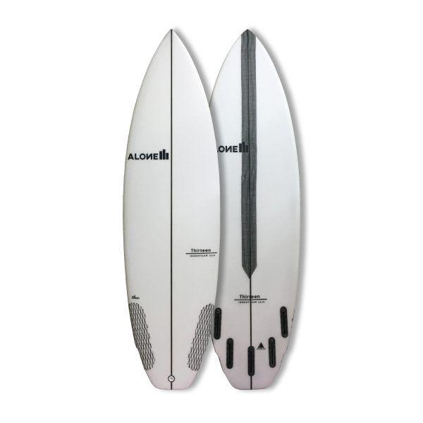 Alone surfboards thirteen_pu