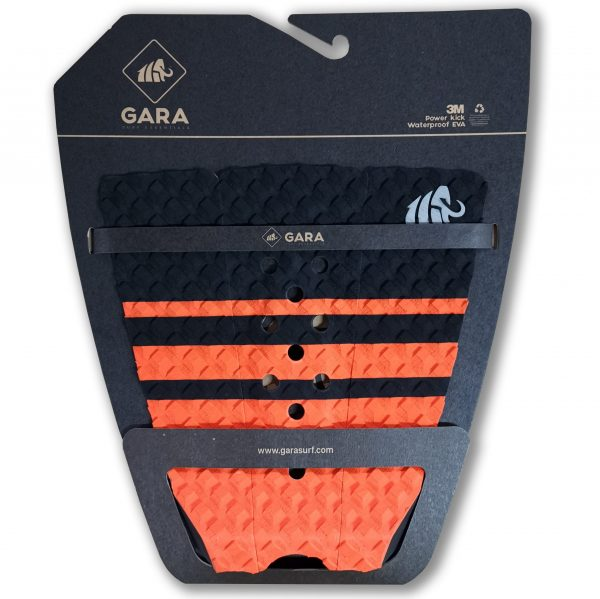 gara traction pad orange