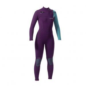 premium wetsuits 4/3 mm GBS women