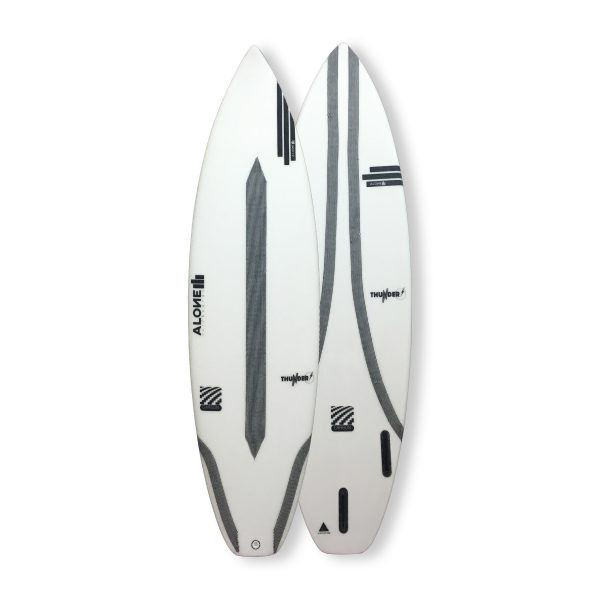 Alone surfboards thunder v1