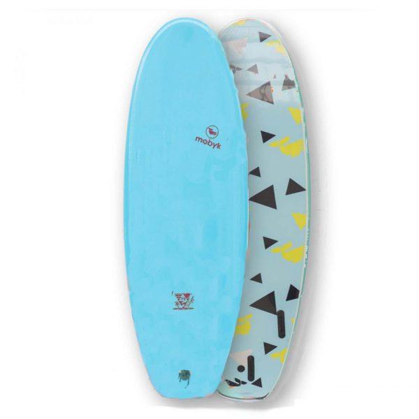 Mobyk 4 10 twintype surfboard